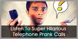 Super funny telephone prank calls