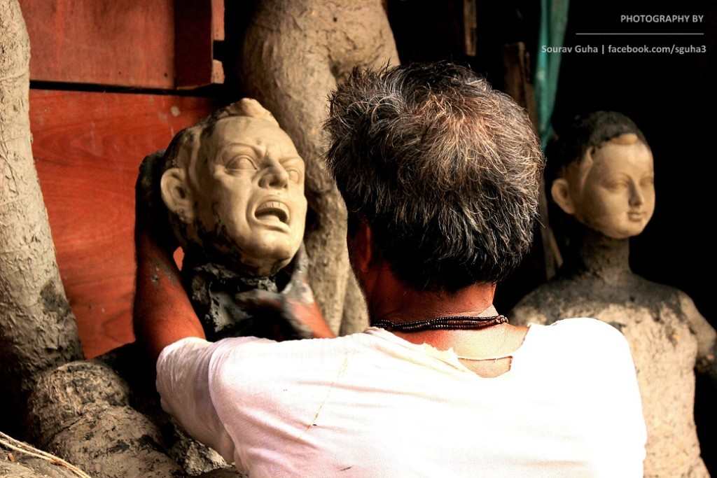 kumartuli local people