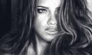 Watch 10 Mesmerizing Time Lapse Art Portrait Drawing of Women