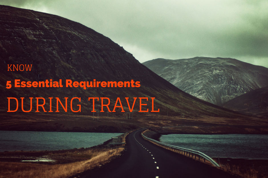 5-Essentials-Travel-Require