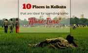10 Places in Kolkata that are Ideal for spending some 'Alone-Time'