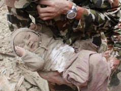 Nepal Earthquake Baby Rescue