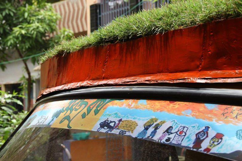 dhananjay green taxi