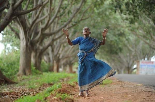 Saalumarada Thimmakka story