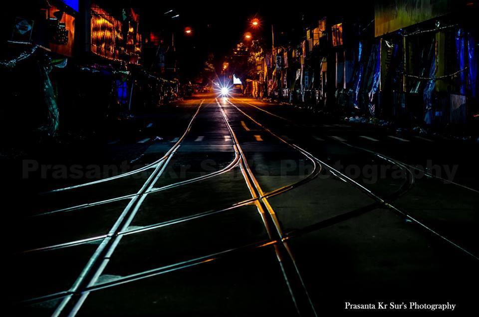 tram line kolkata