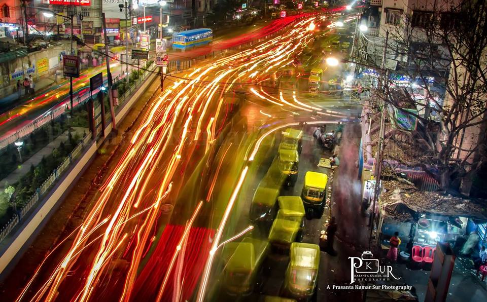 ultadanga traffic