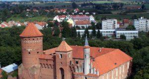 Reszel Castle Poland