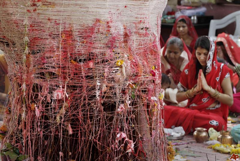 tree marraige India