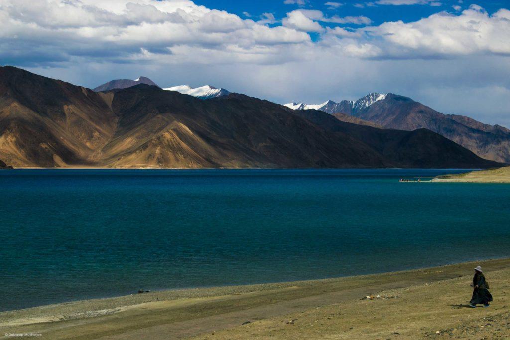 Pangong lake HD image