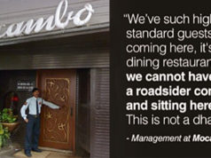 mocambo recent incident
