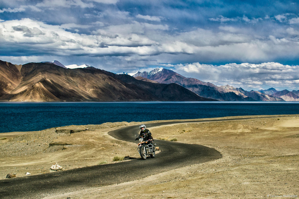 Biking at Ladakh