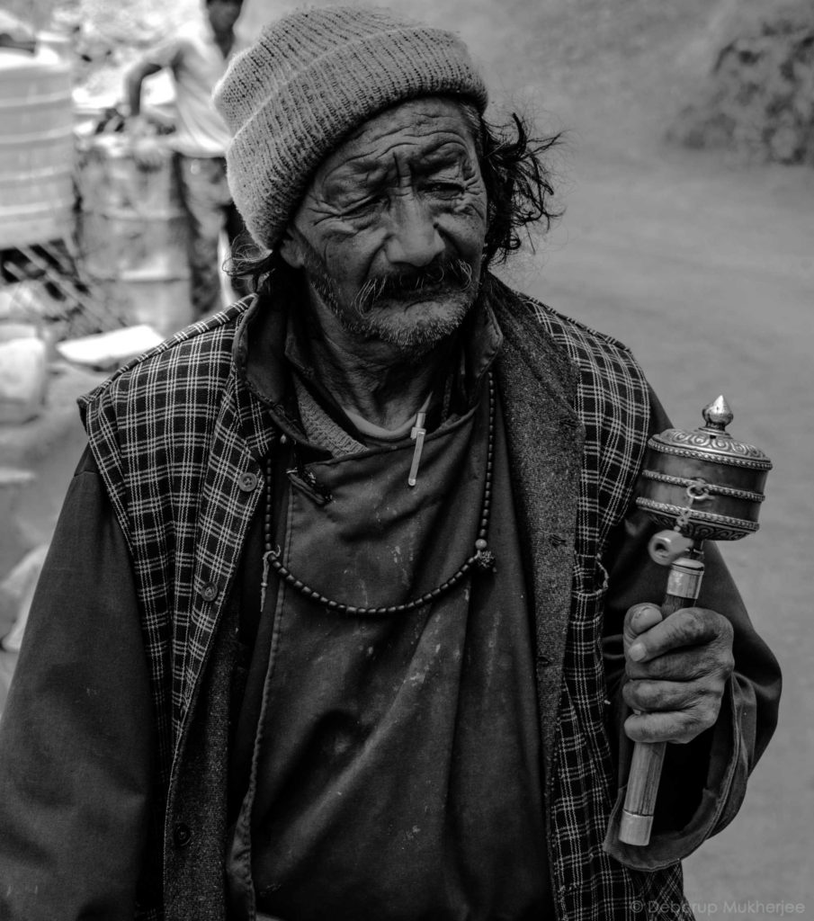 ladakh monk