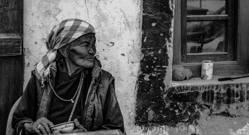 ladakh woman photos