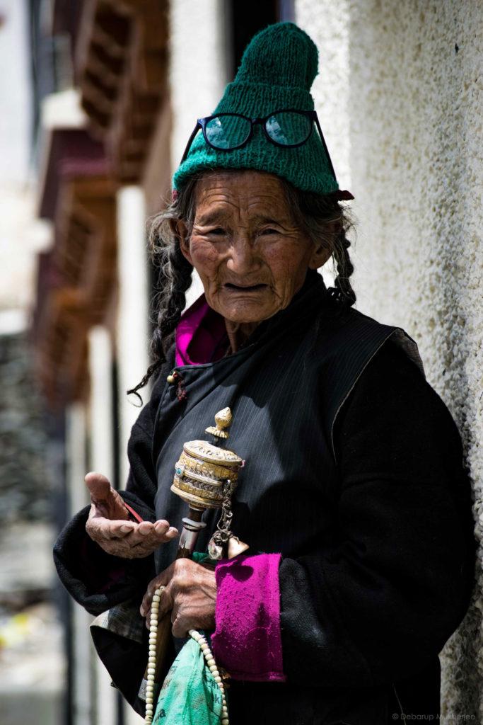 ladakh portrait
