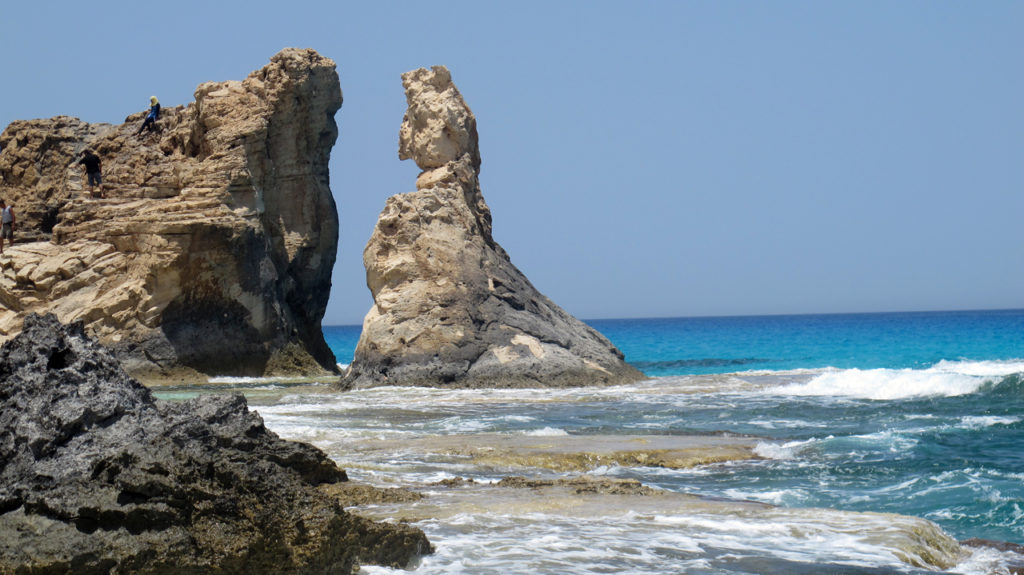 Coast near Marsa Matruh