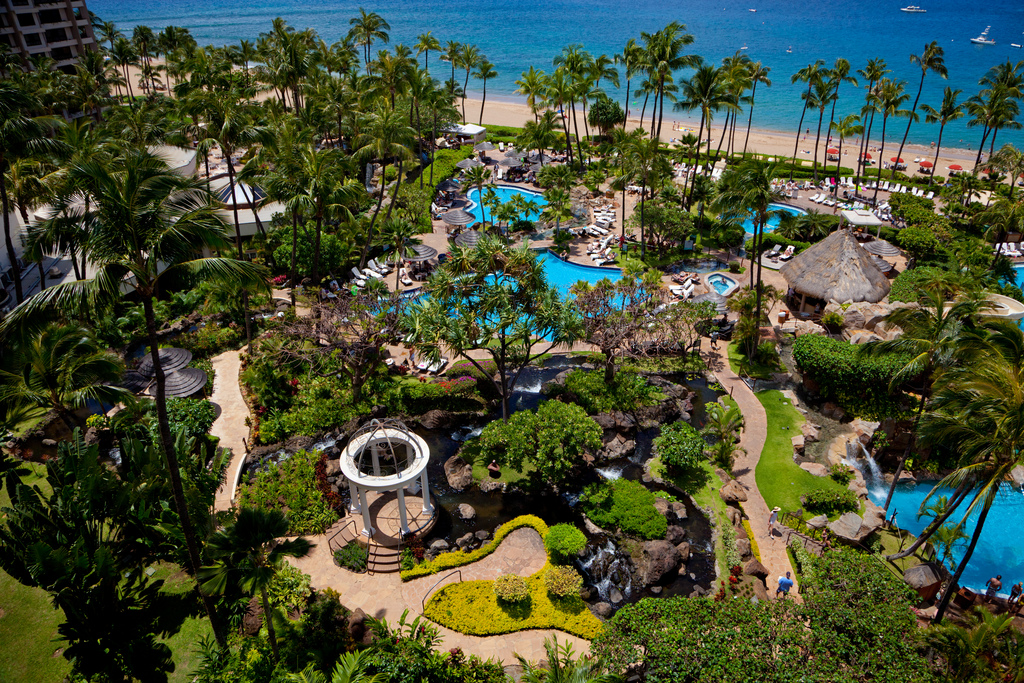 Westin Maui Resort and Spa Hawaii
