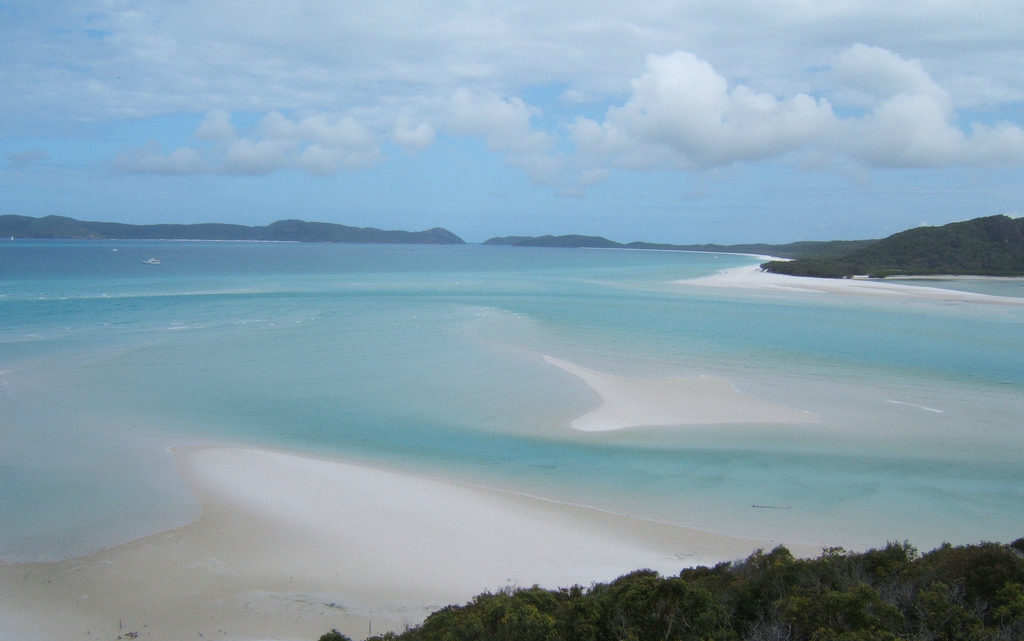 White Haven Beach Australia