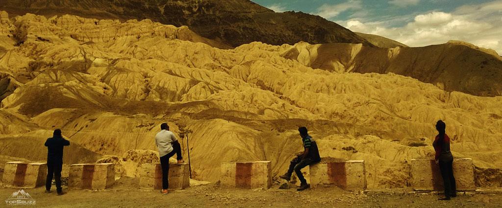Ladakh moonland