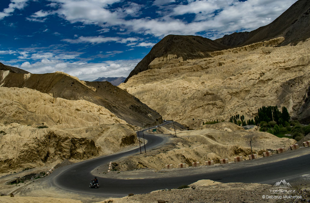 Lamayuru the moonland of Ladakh