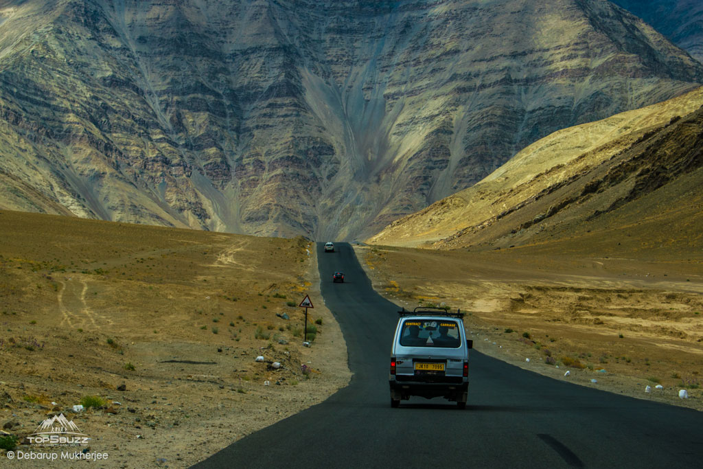 National highway leh to srinagar