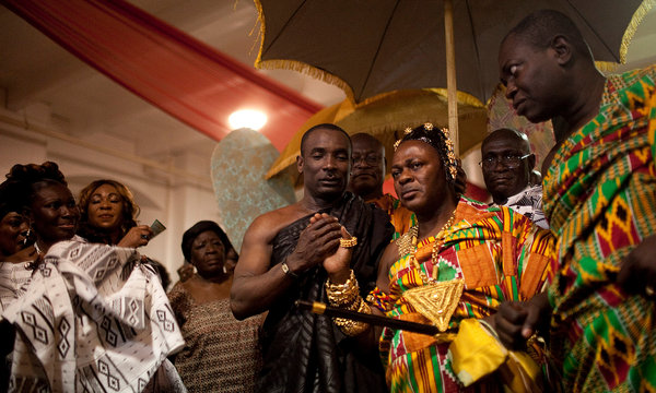 The Akan of Ghana