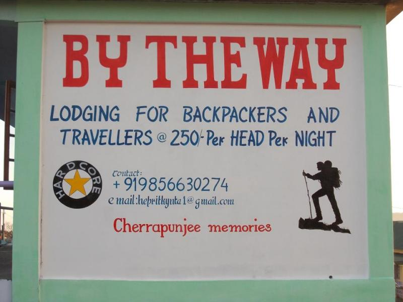 by the way backpackers hostel India
