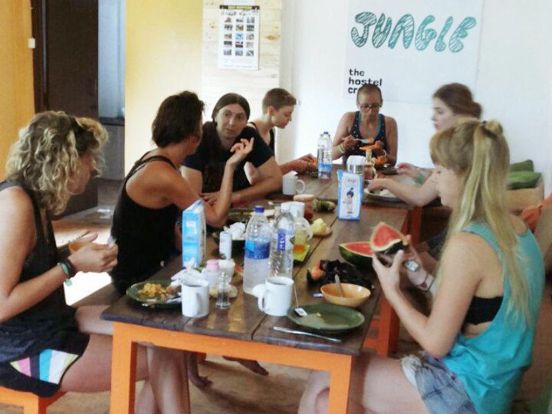 jungle hostel goa