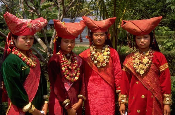 minangkabau tribe of Indonesia
