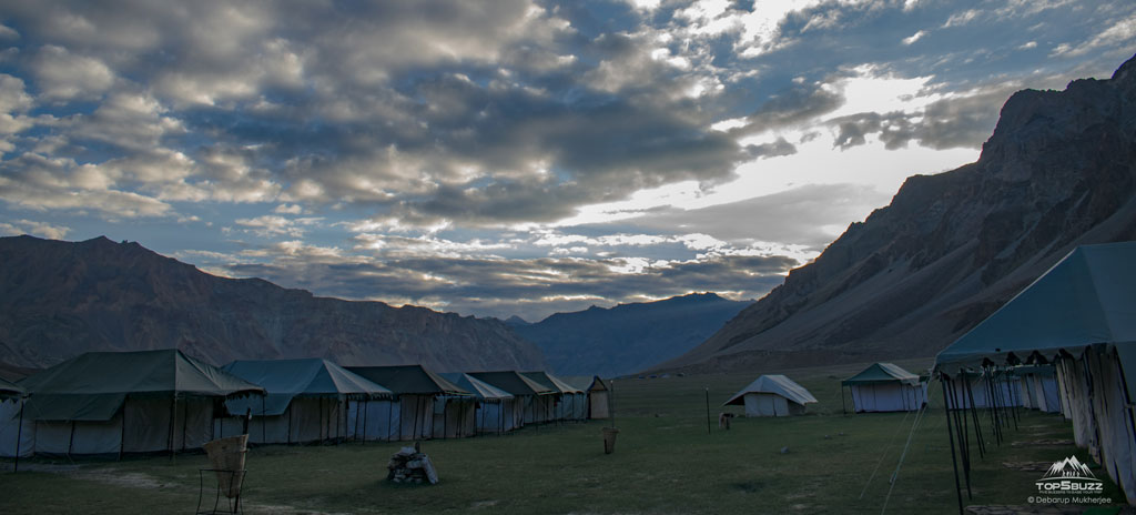 Mulkila Camp Stay Adventures