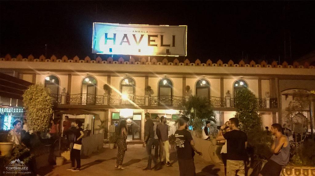 Haveli at Ambala