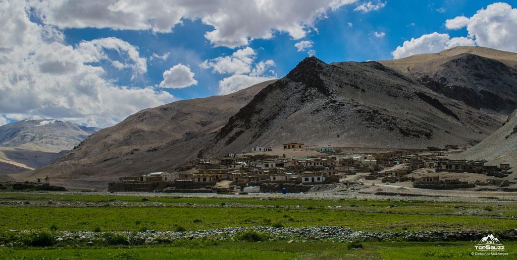 Sumdo village ladakh