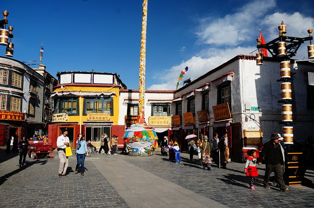 Tibetan Refugee Colony Majnu ka tila