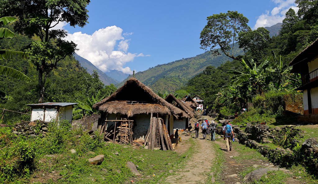 Khesewa village