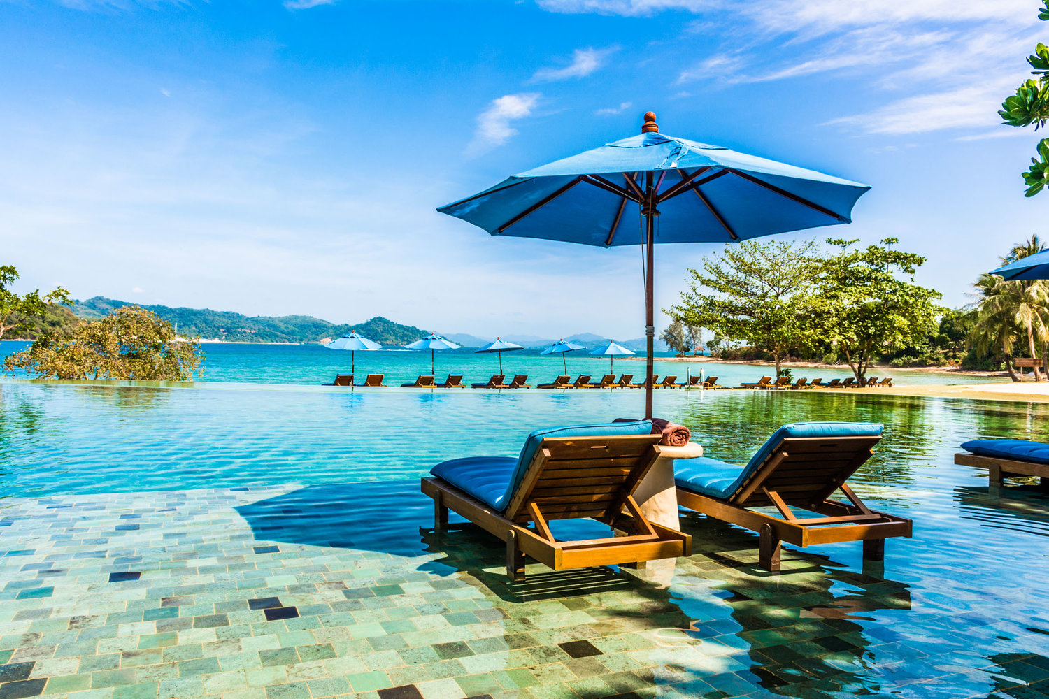 The Naka Island, Thailand