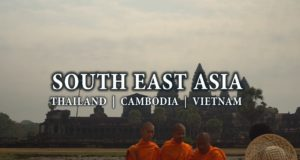 Travelogue Video of South East Asia