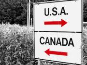 canadaian travelling USA