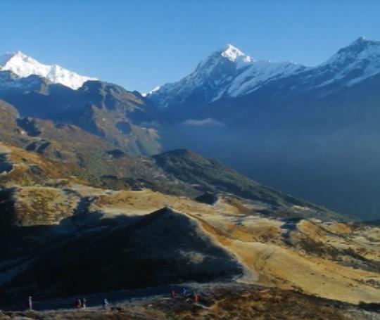 Dzongri – Gocha La Trek