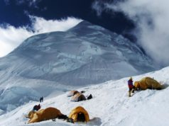 Huascarán summits