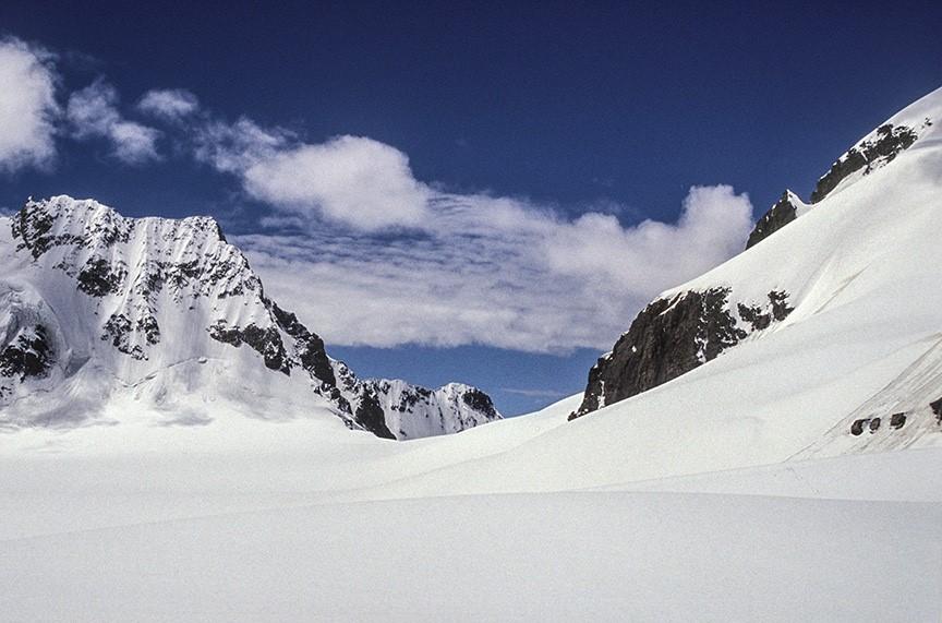 Panpatia Col, Garhwal during Badri - Kedar trek