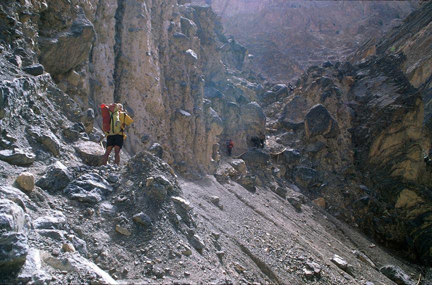 Rubrang La, Ladakh