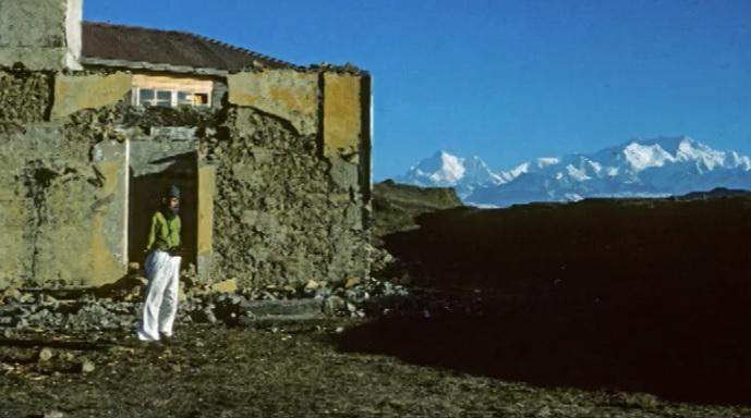 Sandakphu Phalut Trek 1983