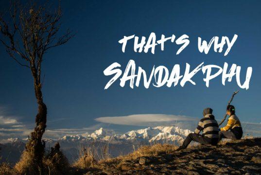 Sandakphu trek video