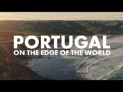 portugal by drone