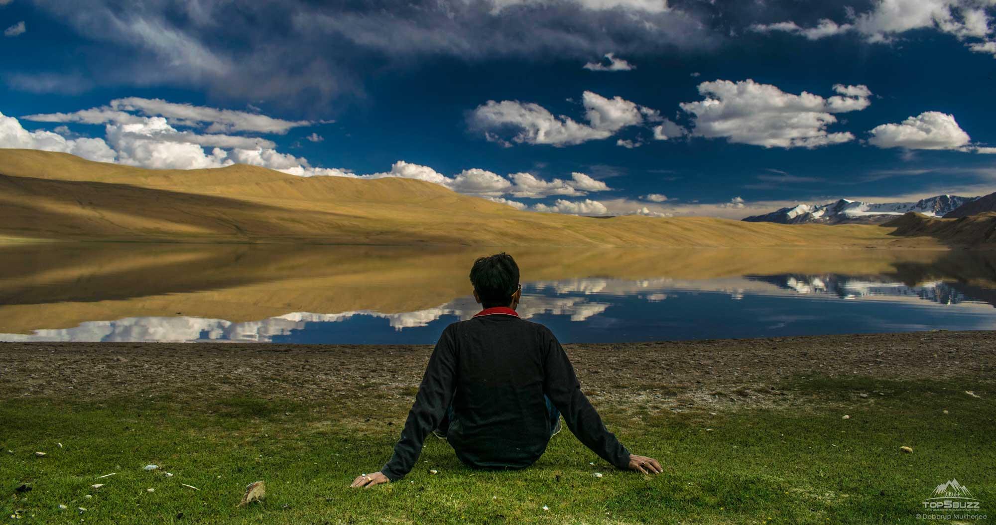 Ladakh Landscape Wallpaper