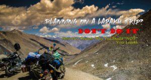 Ladakh Trip Plan