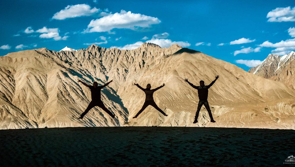 Nubra Valley Adventure