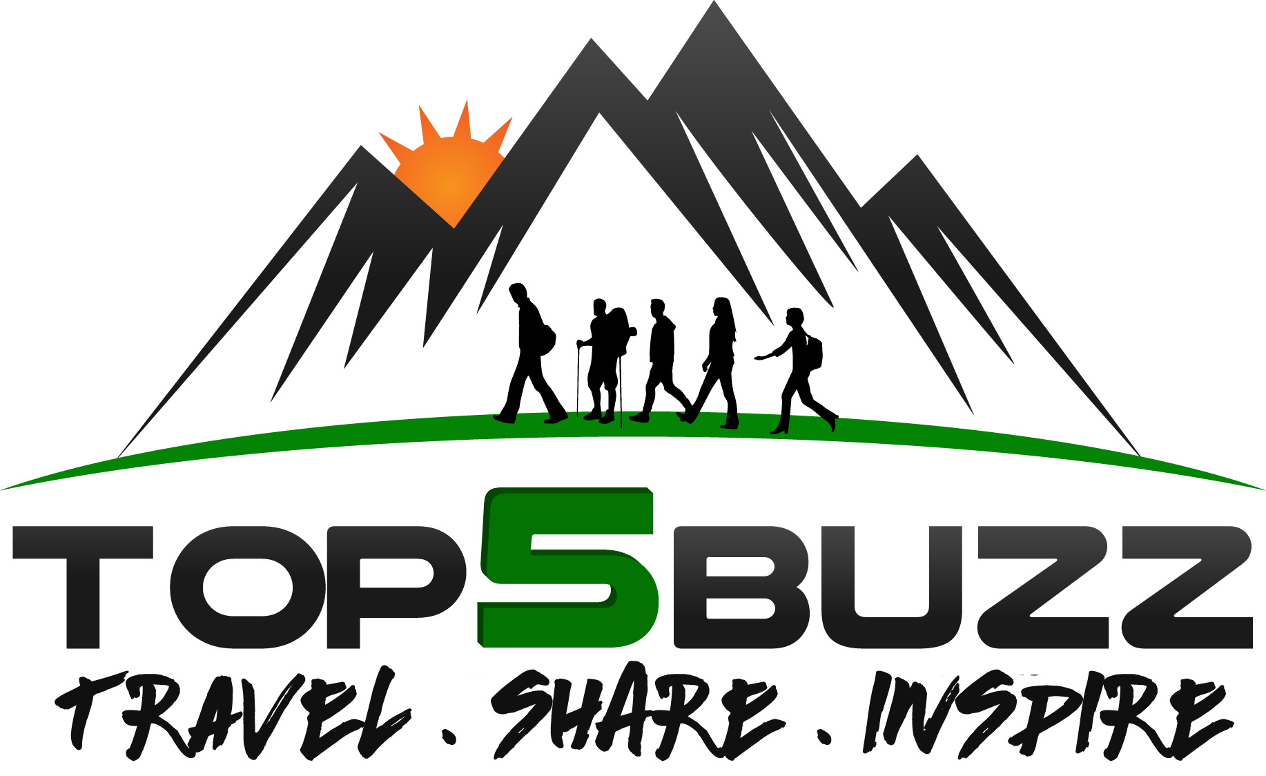 Top 5 Buzz Logo