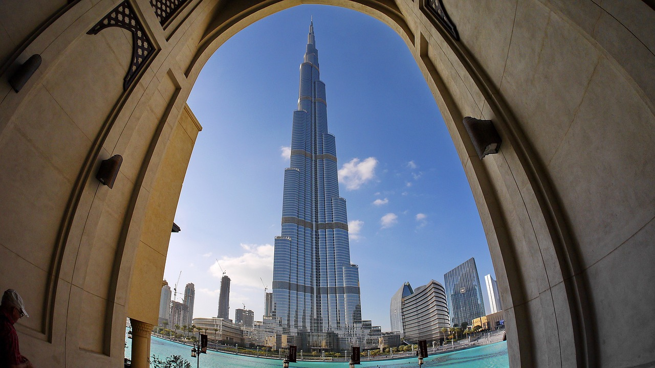 Image result for One of the most popular tourist attractions in Dubai