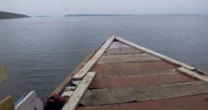 Boat trip Mukutmanipur