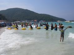 coral island pattaya